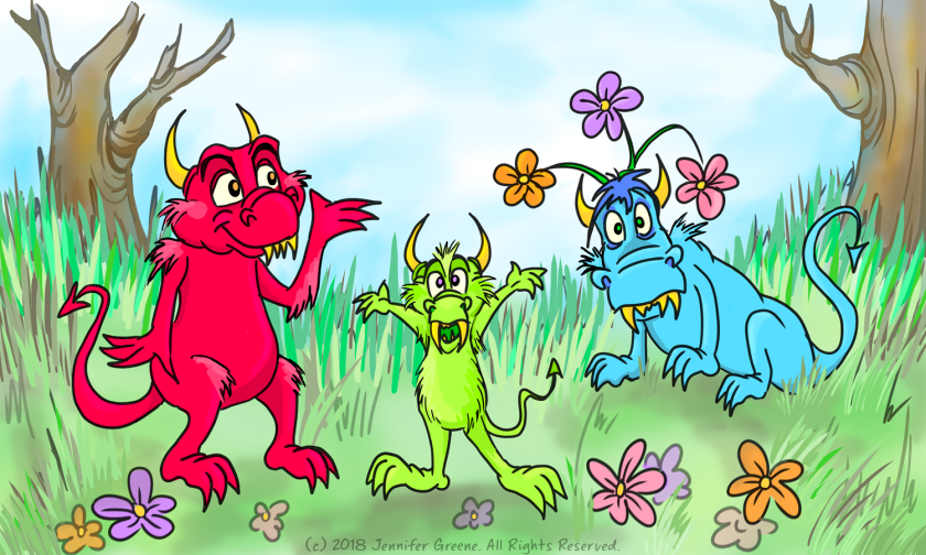 FlowerMonsters