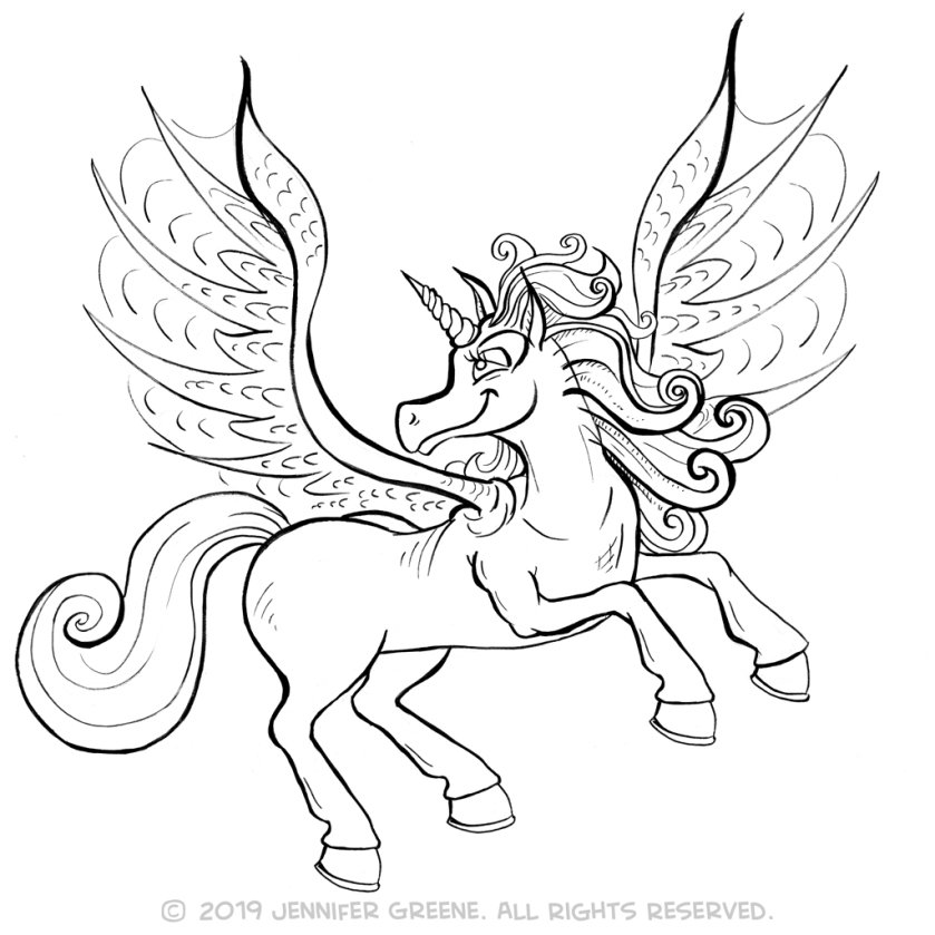 Junicorn12_PegasusDrawing