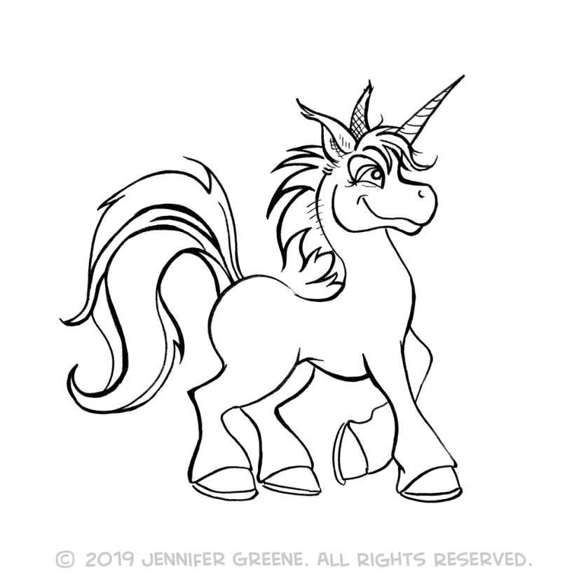 Junicorn13Drawing