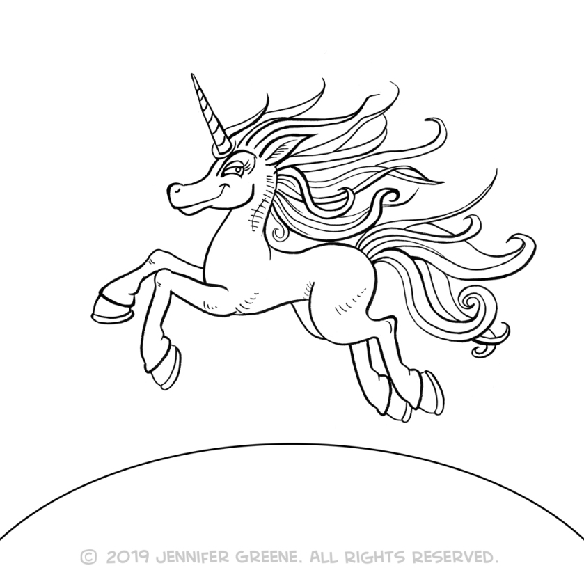 Junicorn17Drawing