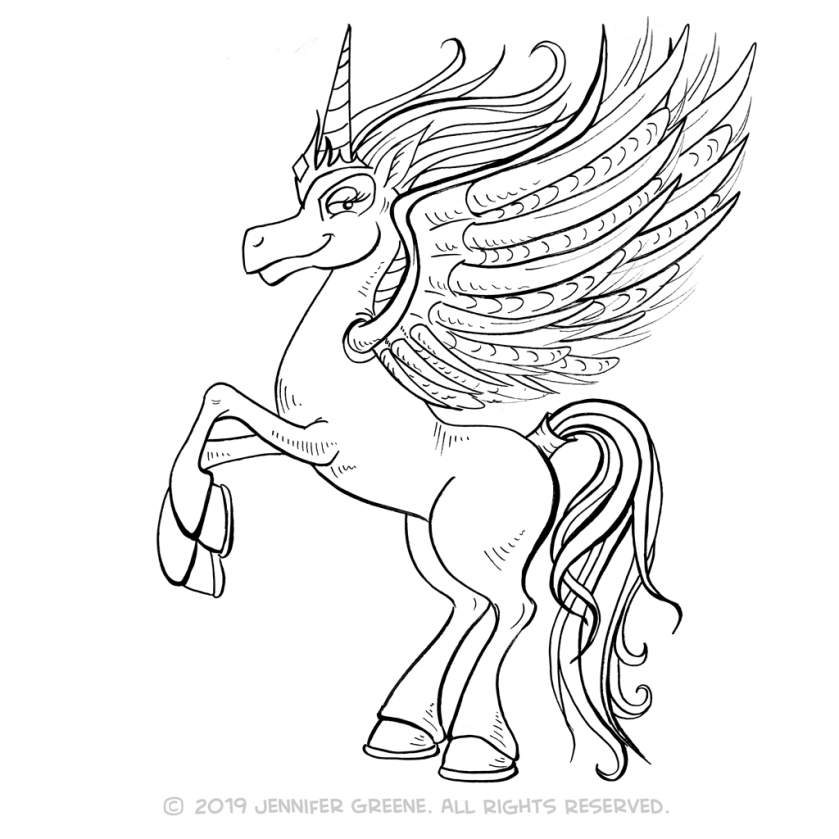 Junicorn22_PegasusDrawing