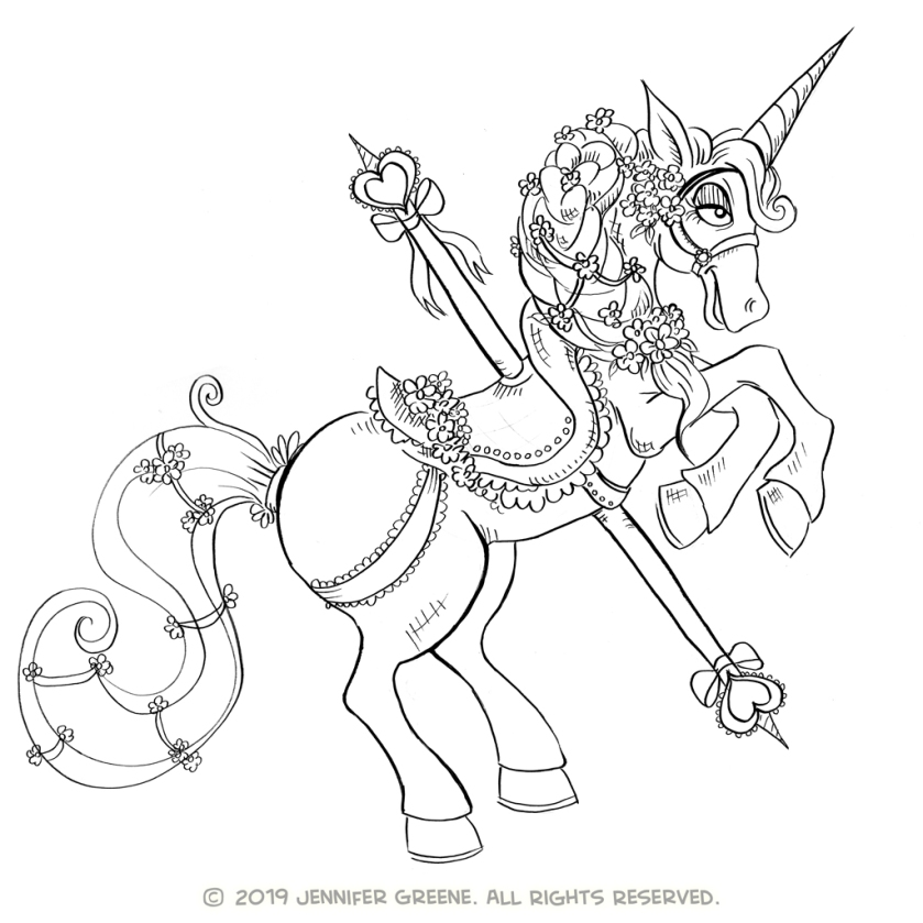 Junicorn2Drawing