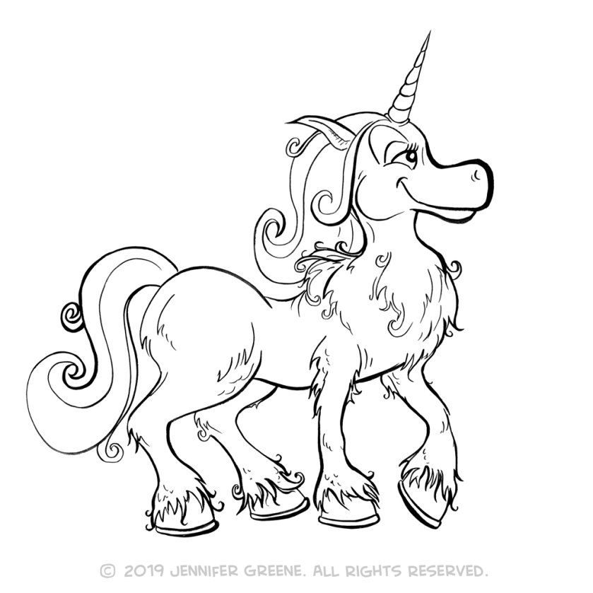 Junicorn9Drawing