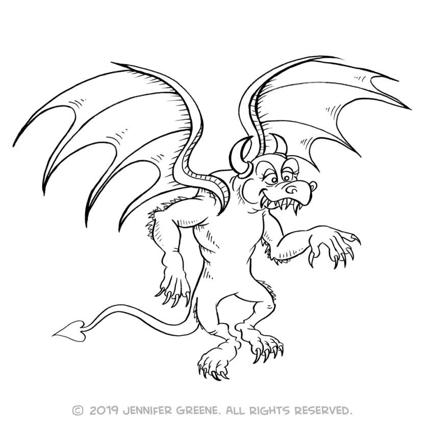 Dragon9Drawing