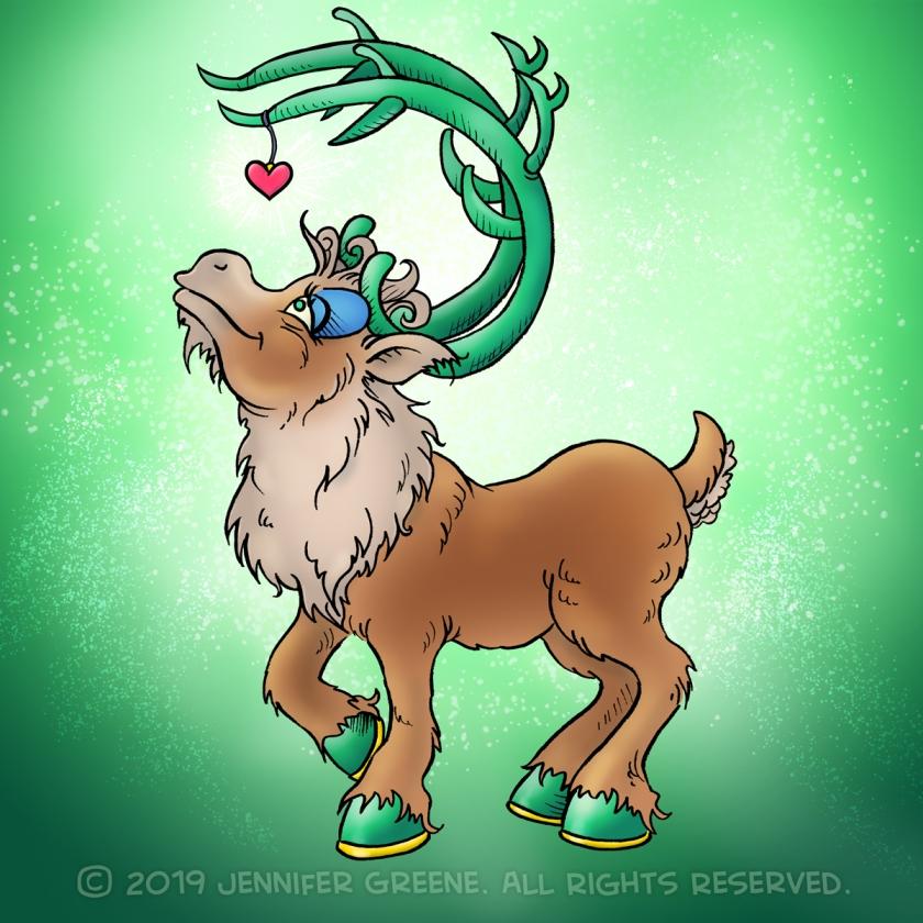 Reindeer2Color